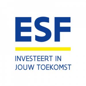 ESF Vlaanderen logo